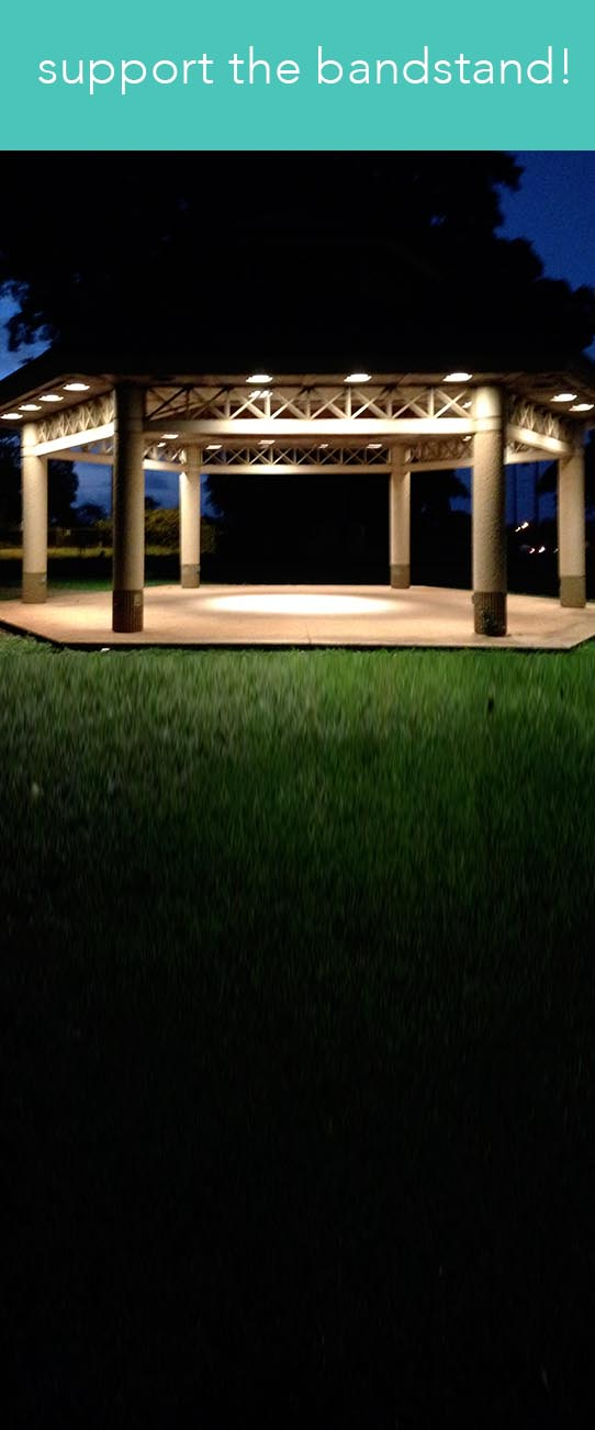 support Waialua Bandstand